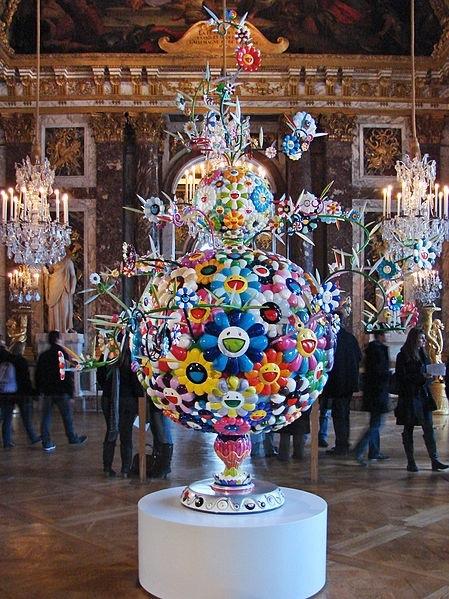 Takashi Murakami. Sculptures.